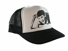 Dumb and Dumber movie Lloyd Trucker Hat mesh hat snapback hat Black