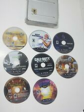 PS3 Game Lot (8 Games) Ncaa 11 - COD - Uncharted 3