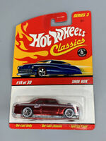 Hot Wheels 2007 Classics Series 3 #14 Shoe Box Spectraflame Red