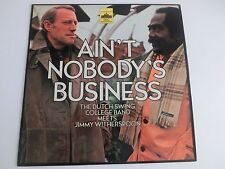 Jimmy WITHERSPOON, DUTCH SWING COLLEGE BAND Ain't nobody's business Dutch LP DSC