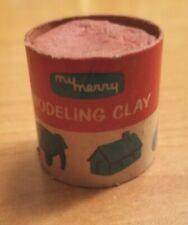 Vintage My Merry Dolly's Modeling Clay Toy 1950's Rare