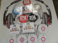 101 Indie Classics 5 cd set and 100 Hits Punk & New Wave 5 cd set