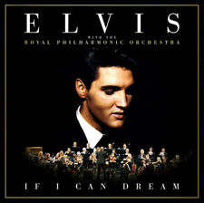 Elvis Presley : If I Can Dream CD (2015)