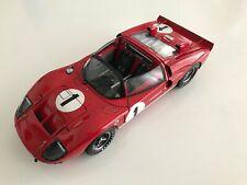 EXOTO 1:18 1966 Exoto Ford GT40 Mk II Cod RLG19048 Roadster Sebring 12 Hours