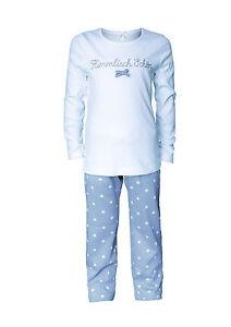 """LOUIS & LOUISA  """" Himmlisch Schön """" Pyjama mit Sterne Gr. 92 / 98  NEU"""