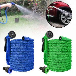 Gartenschlauch 10-30 m flexibler Wasserschlauch Magic Garden Hose 25-150 FTyl