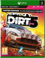 DIRT 5 Limited Edition Xbox One  in stock BRAND NEW AND SEALED