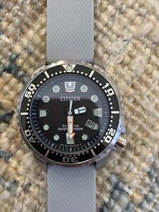 Citizen BN0150-28E Promaster Diver Men's Watch - Black