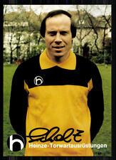 Werner Scholz VFL Bochum selten Autogrammkarte Original Signiert + A 86337