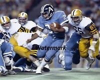 CFL 1976 Toronto Argonauts Anthony Davis vs Hamilton Tiger Cats 8 x 10 Photo
