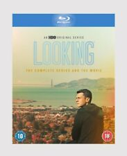 Looking: The Complete Series and The Movie Blu-ray Drama/Comedy Region free