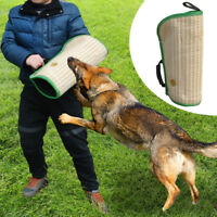 Jute German Shepherd K9 Working Dog Bite Sleeve Full Arm Protection Training USA
