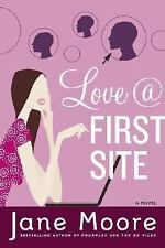 DOT HOMME men LOVE AT FIRST SITE by Jane Moore 2005, Hardcover DJ sight computer