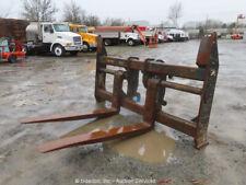 New listing Jrb Komatsu Wa470-6 Articulating Wheel Loader Fork Carriage Attachment bidadoo