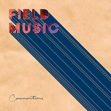 CommonTime by Field Music CD Album 5060146096027