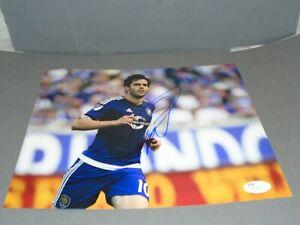 Ricardo Kaka Signed Orlando City SC 8x10 Photo Autographed JSA COA 1A