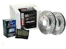 For 1985-1986 Toyota MR2 Brake Pad and Rotor Kit Front Centric 23372ZG