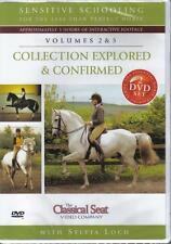 NEW Double DVD SENSITIVE SCHOOLING 2 and 3 SYLVIA LOCH