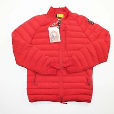 Parajumpers Red Last Minute Down Jacket