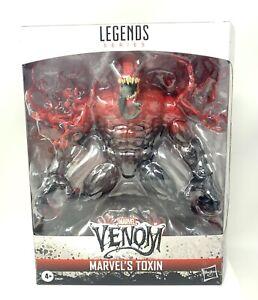 Marvel Legends Toxin Deluxe Brand New SEALED Hasbro Venom Spider-Man IN STOCK
