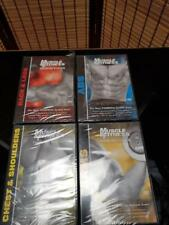 Muscle Fitness Training System New