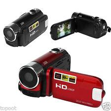 2.7'' Full HD 1080P Camera DV 16MP DVR TFT LCD 16x ZOOM Digital Video Camcorder