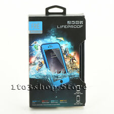 LifeProof FRE Water Dust Proof Hard Cover Case for iPhone 6 iPhone 6s Blue/Lime