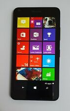 Microsoft Lumia 640 LTE schwarz Smartphone Vodafone Netz #item 453