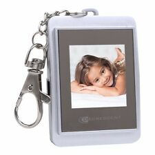 "Decrescent DPF-K811 1.5"" Digital Photo Frame Keyring - Silver"