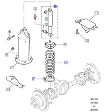 LAND ROVER GENUINE SHOCK ABSORBER ASSEMBLY- FRONT- Discovery 2 (L318)- RNB000270