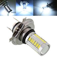 1x H7-5630-33SMD LED White Auto Car Fog Backup Light Headlight Lamp Bulb 12V