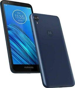 Brand New Motorola Moto E6 XT2005-3 16GB 4G LTE Blue (Metro PCS) Smartphone
