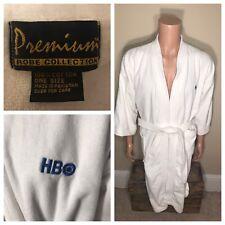 Vintage Premium Robe Collection HBO cousin eddie costume hugh hefner playboy EUC