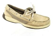 SPERRY Women's Top-Sider Intrepid Leather Boat Deck Shoes Size 7 M  9774829