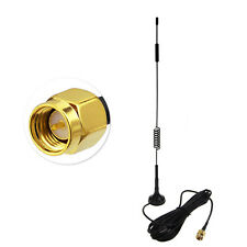 For HUAWEI B683 B970 Accessory External Magnetic Antenna Aerial SMA Male 7dbi 3m