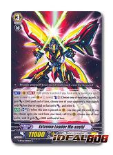 Cardfight Vanguard  x 4 Extreme Leader, Mu-sashi - G-BT01/080EN - C Mint