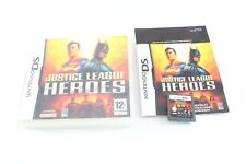 Nintendo DS DSi Justice League Heroes Pal Game