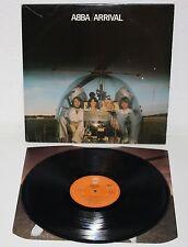 ABBA Arrival 1976 Original UK LP Epic EPC 86018 Vinyl