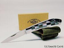 Moki Folding Pocket Knife New Lockback MK-610EF