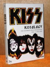 Kiss: Kissology - The Ultimate Collection 3 1992-2000 (DVD, 2007, 4-Disc) music