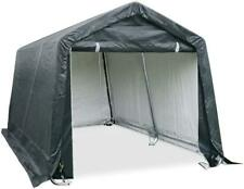 Quictent 10'x10' Outdoor Canopy Carport Storage Heavy Duty Garage Shelter Shed