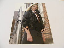 SADIE PICKERING Signed Waterloo Road Cast Card Photo Autograph TV Flick Mellor