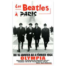 Poster Affiche Cartonner The Beatles