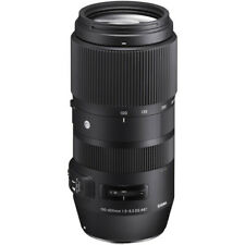 Sigma 100-400mm f5-6.3 Contemporary DG OS HSM lens - Canon Fit (UK) Ex. Display
