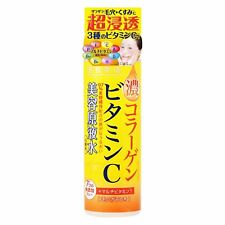 Cosmetex Roland Arbutin Placenta VitaminC Brightening Toner 185mL Japan