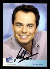 Michael Sporer Autogrammkarte Original Signiert # BC 83204