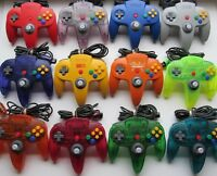 *GREAT* CHOOSE NINTENDO 64 CONTROLLER ORIGINAL N64 FUNTASTIC COLORED ATOMIC NEON