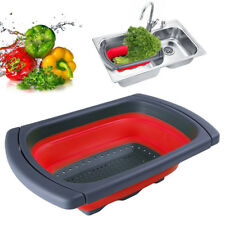 Progressive Collapsible Colander - Kitchen Accessories