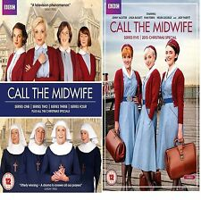CALL THE MIDWIFE COMPLETE SERIES 1-5 DVD COLLECTION SEASON 1 2 3 4 5 UK Release