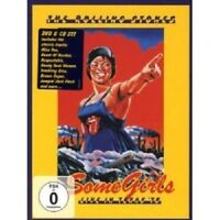 """THE ROLLING STONES """"SOME GIRLS-LIVE IN..."""" DVD + CD NEU"""